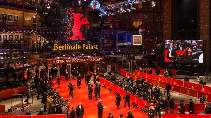 Roter Teppich der Berlinale