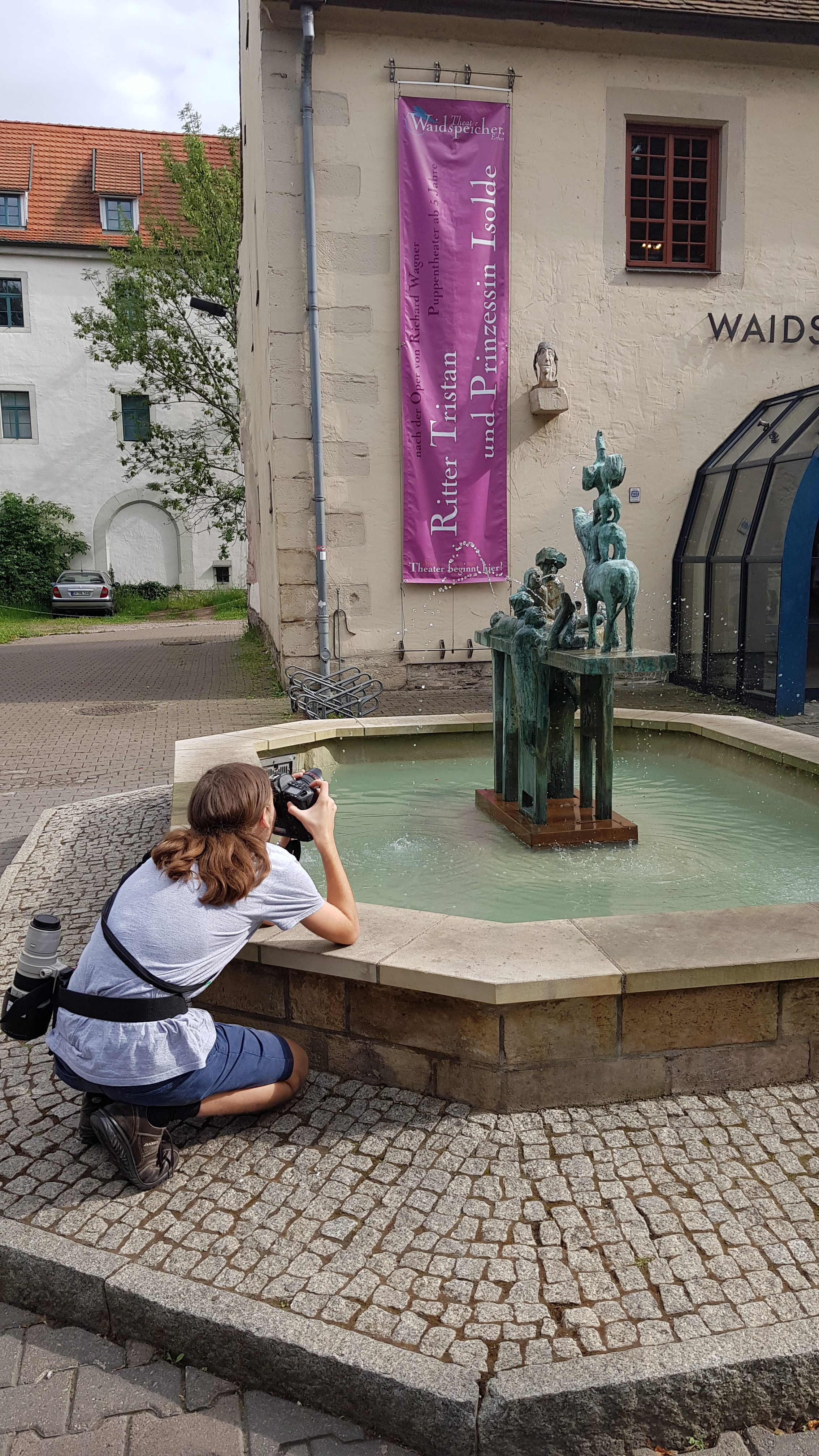 Elisabeth Mandl für WMDE, Jungwikipedianer in Erfurt 2, CC BY-SA 4.0 (https://creativecommons.org/licenses/by/4.0/)