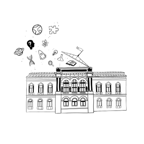 Riesenspatz Infoillustration (http://riesenspatz.de) für Wikimedia Deutschland, Illustration Offene Wissenschaft, CC BY-SA 4.0 (https://creativecommons.org/licenses/by-sa/4.0/legalcode)