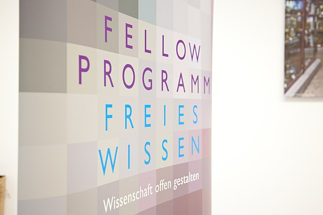 Ben Bernhard (https://commons.wikimedia.org/wiki/File:Fellow-Programm_Freies_Wissen_Qualifizierungsworkshop_2019_000.jpg), https://creativecommons.org/licenses/by-sa/4.0/legalcode