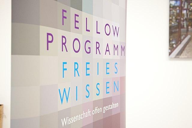 Ben Bernhard (https://commons.wikimedia.org/wiki/File:Fellow-Programm_Freies_Wissen_Qualifizierungsworkshop_2019_000.jpg), https://creativecommons.org/licenses/by-sa/4.0/legalcode