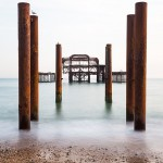 Platz 11: Matthew Hoser, The Derelict West Pier of Brighton, CC BY-SA 4.0