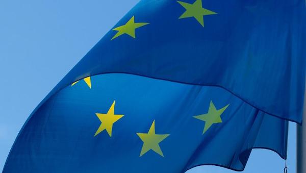 Europaflagge. CC0
