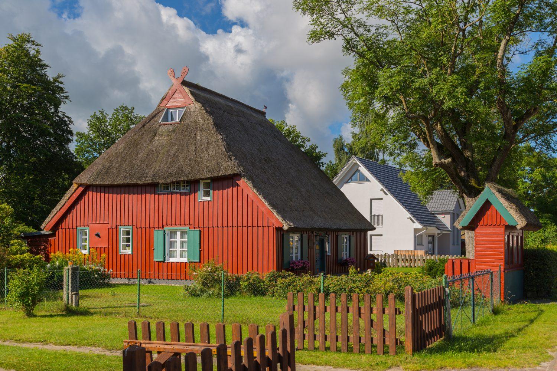 Eschenhaus, Grüne Straße 8 in Prerow