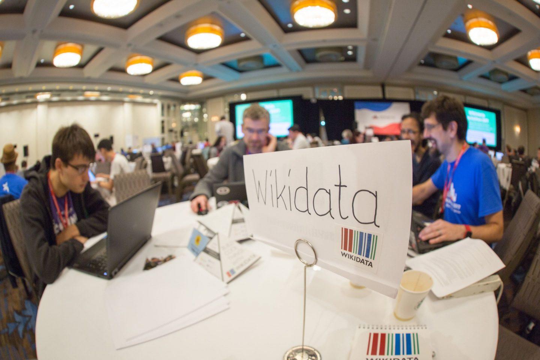 VGrigas (WMF), Wikimania 2017 Hackathon-21, CC BY-SA 3.0