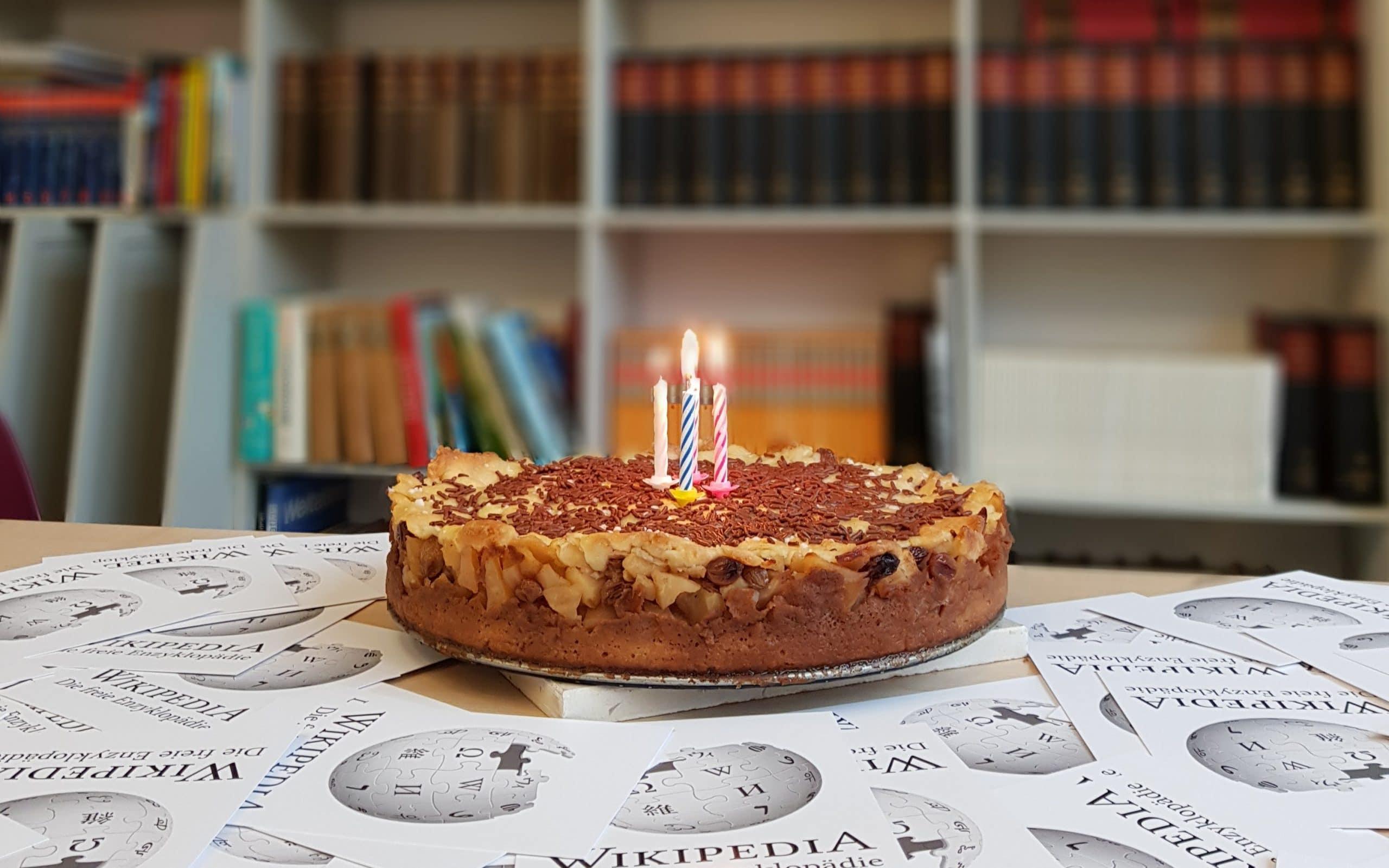 17 erstaunliche Fakten über Wikipedia zum 17. Geburtstag – Wikimedia ...